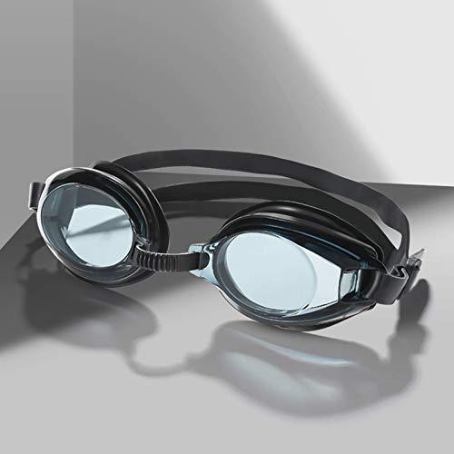 Gafas de natación Gafas de natación Transparentes antivaho para Adultos y niños Gafas de Buceo de Alta definición Generales Gafas de Silicona