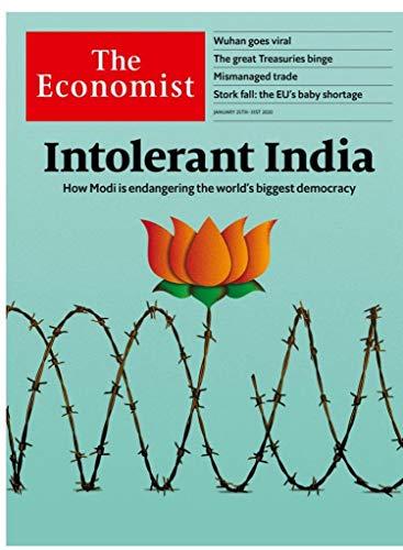The Economist [UK] January 25 - 31 2020 (単号)