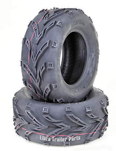 Set of 2 WANDA Go Cart ATV tires 16x6-8 16x6x8 4PR