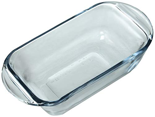 Anchor Hocking Glass 1.5 Quart Baking Dish, Set of 2
