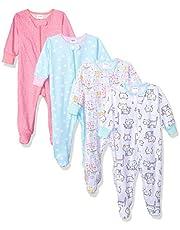ملابس اطفال سليب اند بلاي من ونزيز براند، مجموعة من 4 قطع