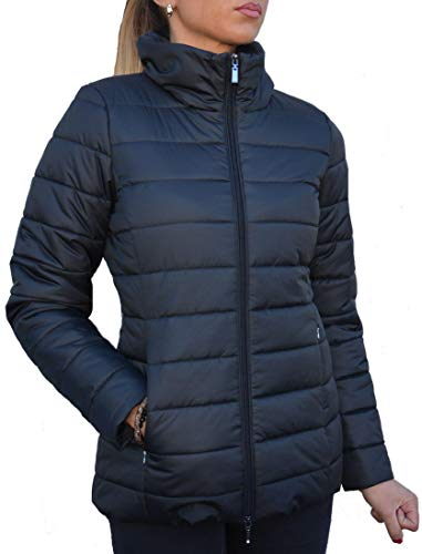 Geox Woman Jacket Giubbotto Donna Nero 46