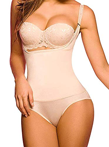 SHAPERX Womens Shapewear Tummy Control Fajas Colombianas...