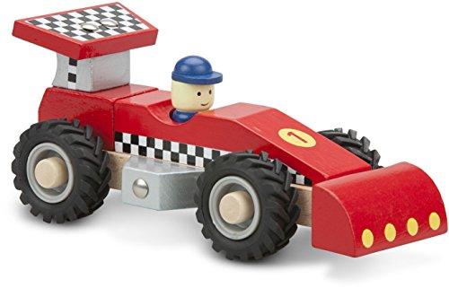New Classic Toys - 11950 - Maquette - Voiture De Course - Rouge