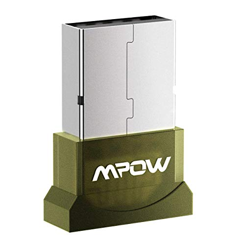 8. Mpow – Bluetooth para PC. | La luz del aviso