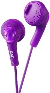 JVC HA-F160-V-E Color Violeta- Auriculares Audio para el iPod, iPhone,