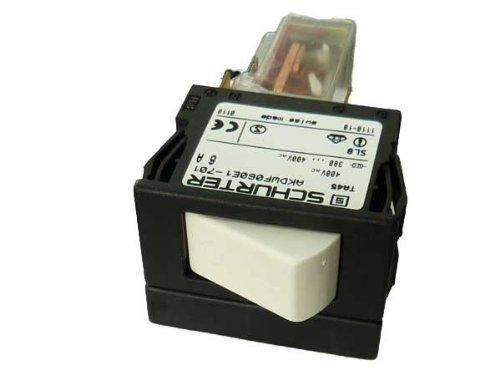 Disyuntor de dispositivo | Schurter | AKDWF060E1 | 6A 400V / AC | Modelo: SCH08