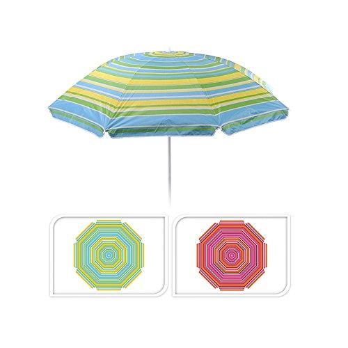 555N598 - Sombrilla Playa Nylon P Solar Diámetro 170