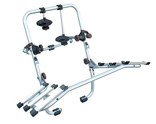 Hast 910050 Portabicicletas Trasero de Plataforma para 3 Bicicletas