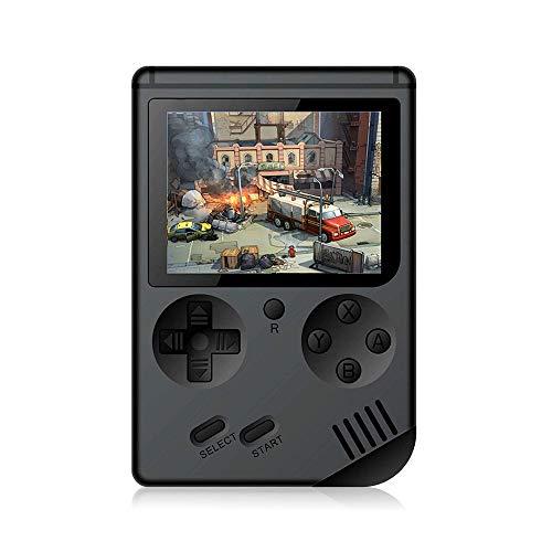 AcserGery Spielkonsole 168 Handheld Konsole Klassische Spielen Handheld Spielkonsole das 3 Zoll