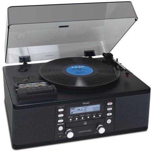Teac CD-Radiosystem LP-R 550 USB B schwarz