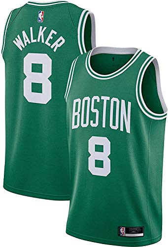 Kemba Walker Boston Celtics #8 Green Youth Icon Edition Swingman Jersey (14-16)