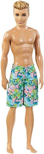 Barbie Mattel DGT83 - Modepuppen, Beach Ken