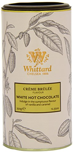 Whittard of Chelsea Creme Brulee Hot Chocolate, 1er Pack (1 x 350 g)