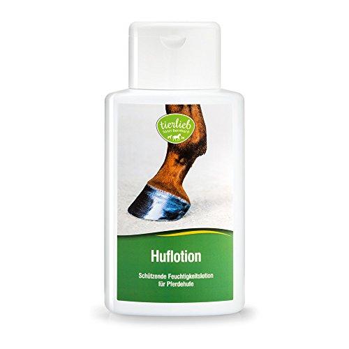 tierlieb Huflotion, Wellness und Pflege für Pferdehufe mit Lorbeeröl, Eukalyptusöl und Hamamelis-Extrakt, Inhalt 500 ml