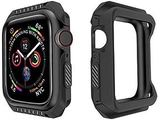 Skydd till Apple Watch 4, 44mm - Svart