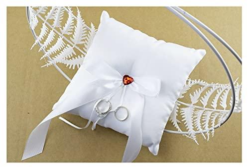 Soporte para alianzas de boda original moderno con expositor, accesorio para novios