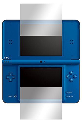 Slabo 2 x Displayschutzfolie für Nintendo DSi XL Displayschutz Schutzfolie Folie Crystal Clear KLAR