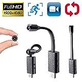 Yilutong Mini Kamera Full HD 1080P Tragbare Kleine Überwachungskamera Mikro