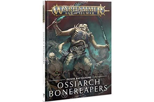 Warhammer Age of Sigmar - Battletome: Ossiarch Bonereapers EN