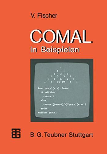 COMAL in Beispielen (MikroComputer-Praxis)