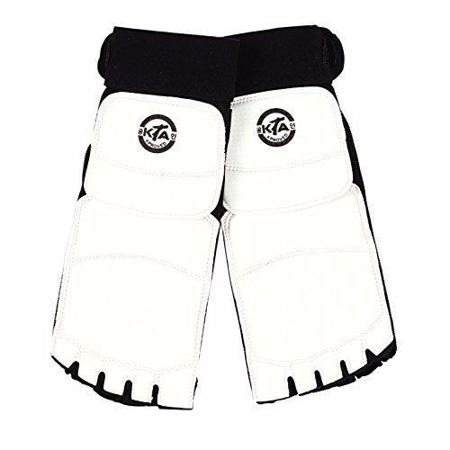 lecaf Taekwondo Foot Gear Artes Marciales Protector Sparring Gear lcaf19
