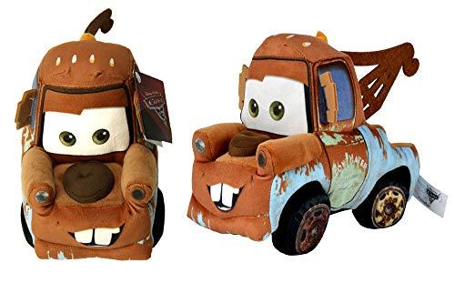 Simba 6315874646 - Disney Cars 3, Plüschauto, Mater, 25 cm