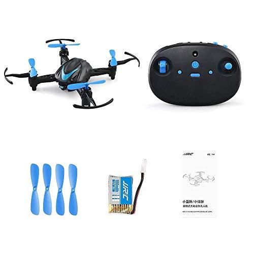 ADLIN Al aire libre Juguetes educativos, plegables Mini aviones no tripulados for niños y principiantes, Pocket Rc Nano Quadcopter Con el mantenimiento de altitud, modo sin cabeza, saltos y 3D de alta
