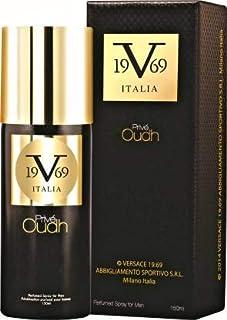 Italia V 19.69 Prive Oudh Perfumed Spray For Men - 150 Ml