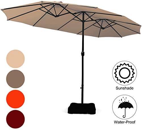 20% off Tangkula Patio Umbrella
