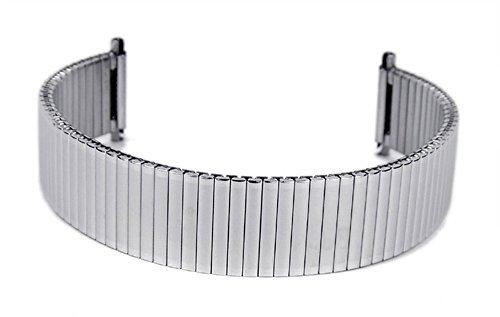 Eulit Flexband Zugband Ersatzband Edelstahl Band 18mm - 20mm 71-4110