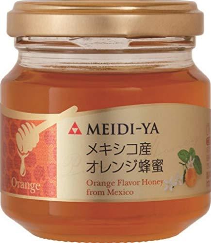 明治屋 メキシコ産 オレンジ蜂蜜 瓶10g