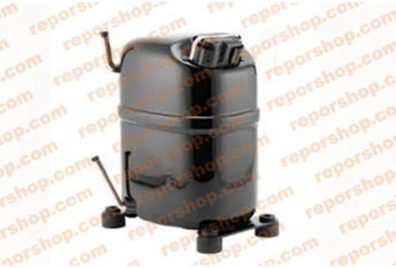 REPORSHOP - COMPRESOR EMBRACO CAJ4511Y R134A MEDIA ALTA TEMPERATURA MOTOR 32.70cc 220 240V
