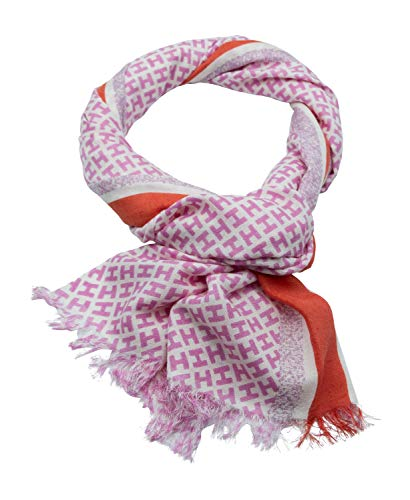 Hemisphere Damen Schal Tagbi pink