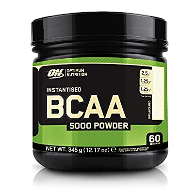 Optimum Nutrition Instantized BCAA 5000mg Powder by Optimum Nutrition