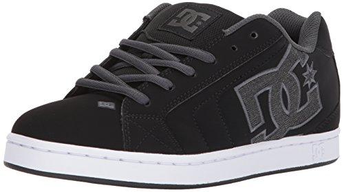 DC Net SE Lowtop Schuhe, 45, Black/Grey