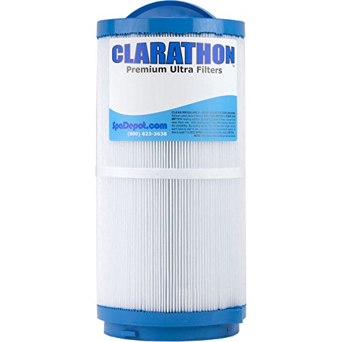 Clarathon Replacement for Jacuzzi Proclarity 50SF Top Spa Filter 6473-158