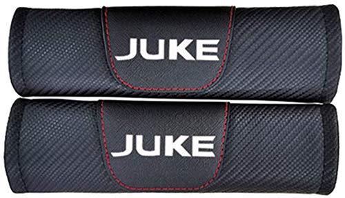 Bester der welt DENGD 2 Stk. Schutzhülle für Autositzgurte, für Nissan Juke, Sicherheitsgurtpolster für Autos…