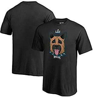 New Officially Licensed Underdogs Philadelphia Eagles Super Bowl LII T-Shirt Size Youth S Small