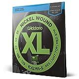 d'Addario EXL165-5 Set Corde Basso Exl...