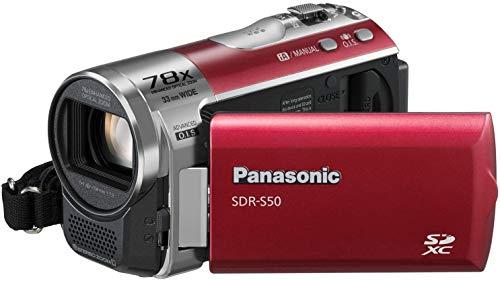Videocámara Panasonic SDR-S50
