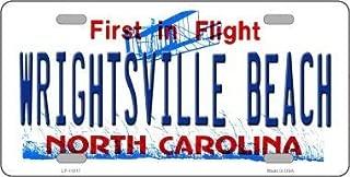 Best wrightsville beach license plate Reviews