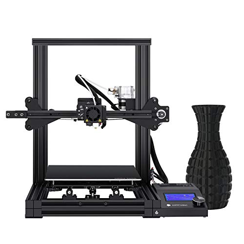 ANYCUBIC 3D Printer, Mega Zero FDM Printer with Resume Printing and UL Certified Power Supply Metal Printers, 220x220x250mm,Support PLA, TPU, WOOD, PETG