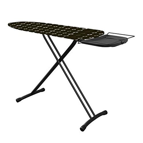Laurastar 153.0001.898 Comfortboard Glasses Table à Repasser Noir 158 x 45 x 95 cm