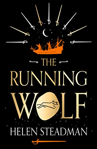 The Running Wolf by [Helen Steadman]