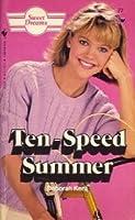 Ten-Speed Summer 055324387X Book Cover
