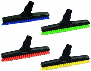 Grout Brush BLK Bristles Color: Blue