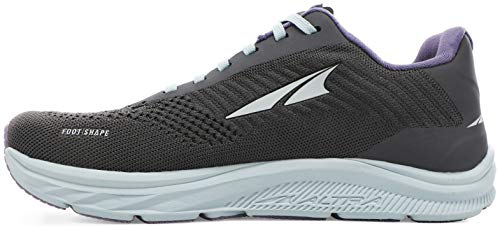 ALTRA Women's AL0A4VR2 Torin 4.5 Plush Road Running Shoe, Dark Gray - 5.5 M US