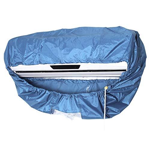 MOVKZACV - Copertura per la pulizia del condizionatore d'aria divisa a parete per la pulizia dell'aria condizionata, per il lavaggio della polvere, impermeabile