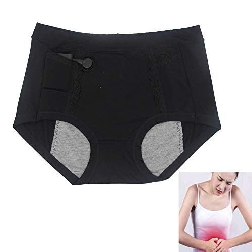 Q&M Clever Verwarmt warmers broekje lichaam verwarming ondergoed voor menstruatie Cactie Relief Vroeger warmtetherapie tegen kramppijn verlichten
